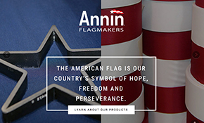 Annin Flagmakers Website Redesign