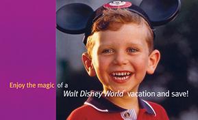 Amex — Disney Mailer