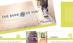 Hanover Community Bank Brochure