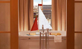 Mandarin — Boat Print Ad