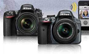Nikon Counter Card