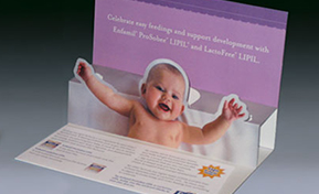 Enfamil Pop Up Mailer