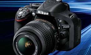 Nikon D5200 Dealer Folder